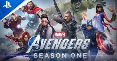 Marvel's Avengers - Next Gen Story Trailer | PS5