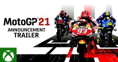 MotoGP21 | Announcement Trailer