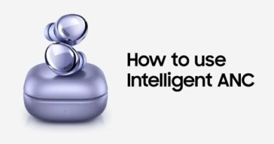 Galaxy Buds Pro: How to use Intelligent ANC   Samsung