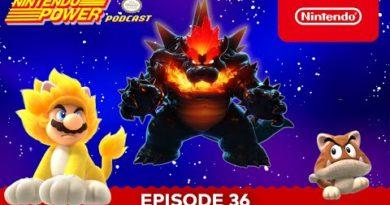 Super Mario 3D World + Bowser's Fury Blowout! | Nintendo Power Podcast #36
