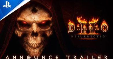 Diablo II: Resurrected - Announce Trailer   PS5, PS4