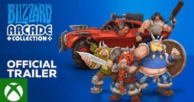Blizzard Arcade Collection   Launch Trailer