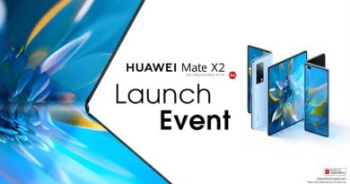HUAWEI Mate X2 Launch Event