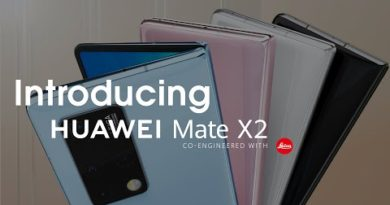 Introducing the new HUAWEI Mate X2