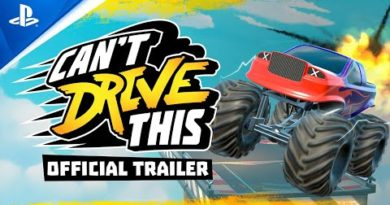 Can't Drive This – Official Trailer | PS5, PS4