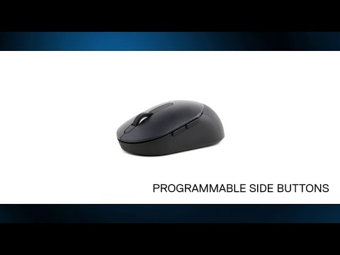 Dell Mobile Pro Wireless Mouse - MS5120W