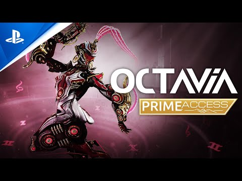 Warframe - Octavia Prime Access Trailer | PS5, PS4