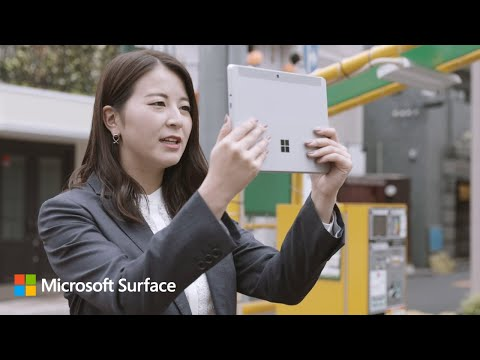 Real estate giant gains an edge with LTE-enabled Surface Go