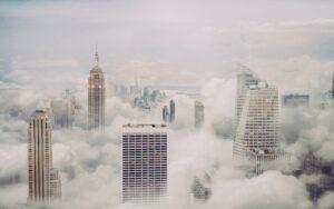 Clusters in a Cloud