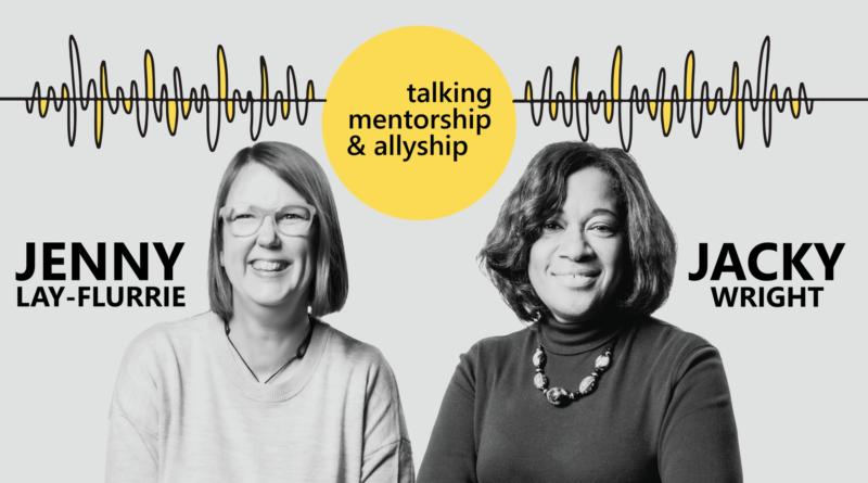 Mutual empowerment through mentorship, sponsorship and allyship