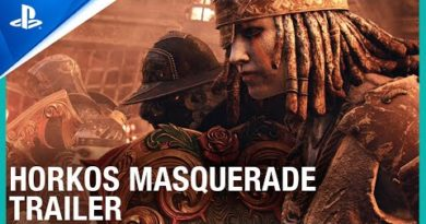 For Honor - Horkos Masquerade In-Game Event Trailer   PS4