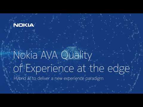 Nokia AVA Quality of Experience at the edge Executive video Part 3
