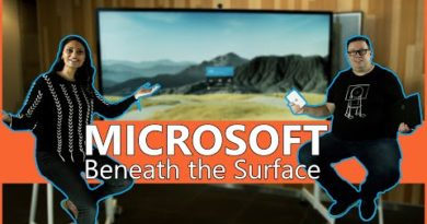 Beneath the Surface & Ignite | Delivering the Best in Modern End Point Security from Microsoft