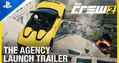 The Crew 2: The Agency - Launch Trailer | PS4