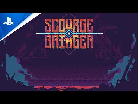 ScourgeBringer - Announcement Trailer | PS4, PS Vita