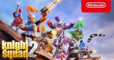 Knight Squad 2 - Release Date Announcement - Nintendo Switch