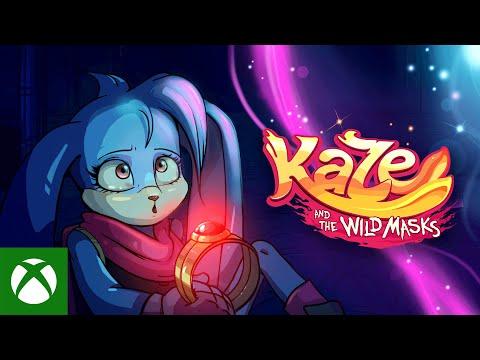 Kaze and the Wild Masks - Story Trailer