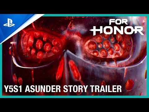 For Honor - Asunder Story Trailer | PS4