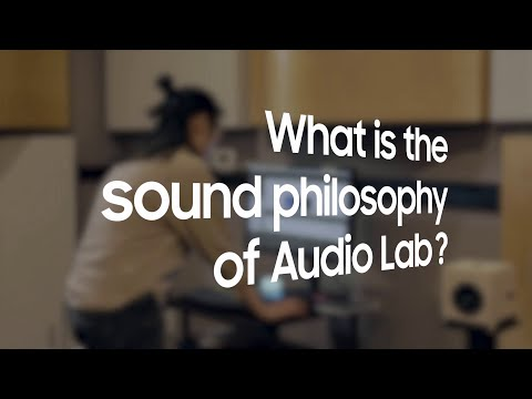 The Samsung Audio Lab #UnboxAndDiscover   Samsung