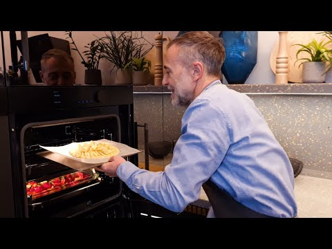 Infinite Line™ - How to Dual Cook with Michel Roux Jr. | Samsung