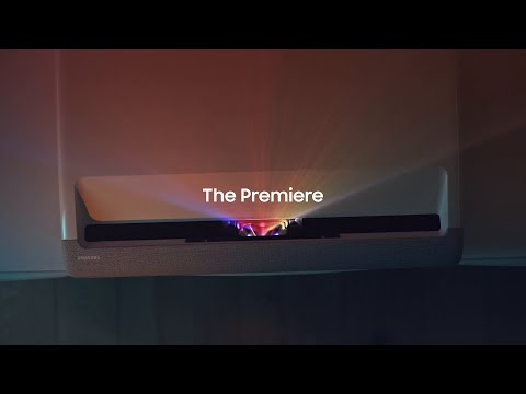 The Premiere at Home #UnboxAndDiscover | Samsung