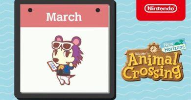 Animal Crossing: New Horizons - Exploring March