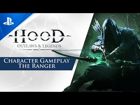 """Hood: Outlaws & Legends - """"The Ranger"""" Character Gameplay Trailer 