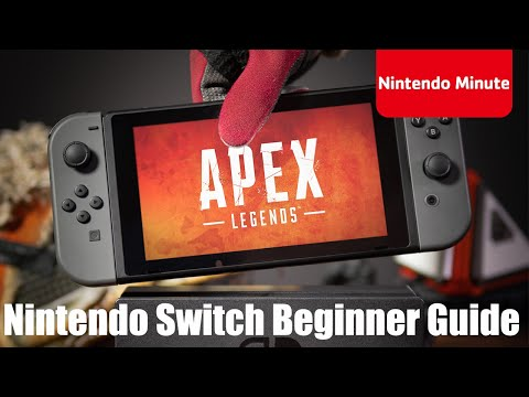 Apex Legends Nintendo Switch Beginner Guide ft. Chad Grenier