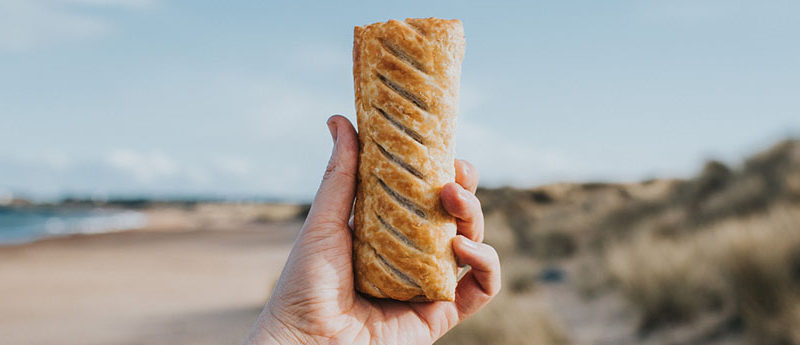 Roll on the Weekend: O2 and Greggs Team Up to Offer Free Sausage Rolls and Vegan Sausage Rolls via Priority