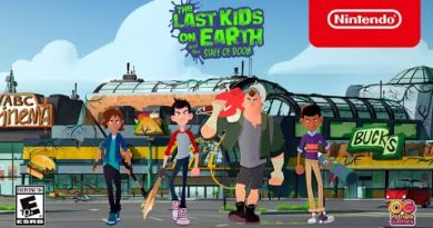 The Last Kids On Earth And The Staff Of Doom - Story Trailer - Nintendo Switch