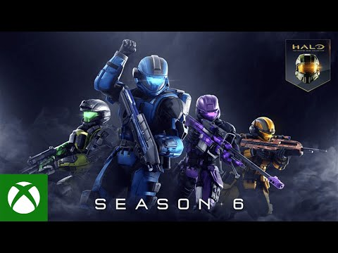 Halo: The Master Chief Collection - Season 6