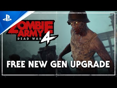 Zombie Army 4: Dead War – Free New Gen Upgrade | PS5, PS4
