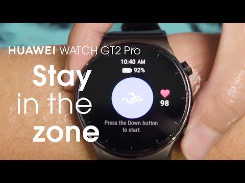 HUAWEI WATCH GT2 Pro - Stay in the zone