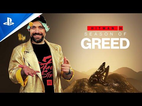 Hitman 3 - Season of Greed | PS5, PS4, PS VR