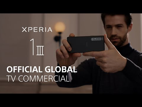 Xperia 1 III Official Global TV Commercial