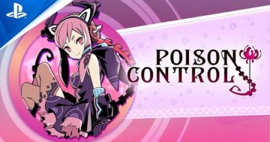Poison Control - Launch Trailer | PS4