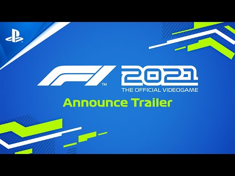 F1 2021 - Announce Trailer   PS5, PS4