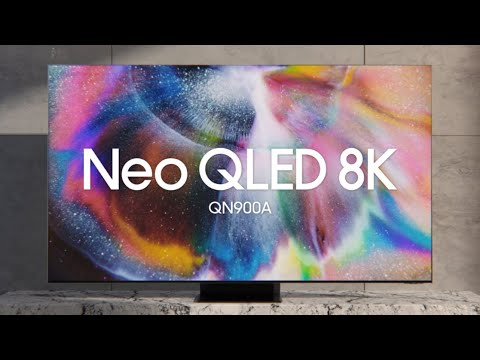 Neo QLED 8K - QN900A: Official Introduction | Samsung
