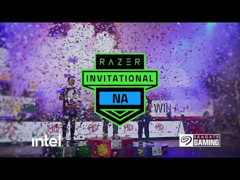 Welcome to Razer Invitational North America 2021