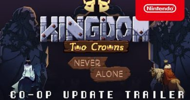 Kingdom Two Crowns: Never Alone Reveal Trailer - Nintendo Switch