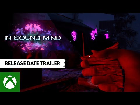 In Sound Mind – Release Date Reveal Trailer – Available August 3rd