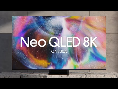 Neo QLED 8K - QN700A: Official Introduction | Samsung