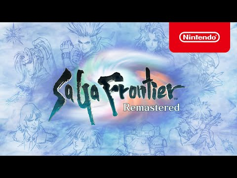 SaGa Frontier Remastered - Launch Gameplay Trailer - Nintendo Switch