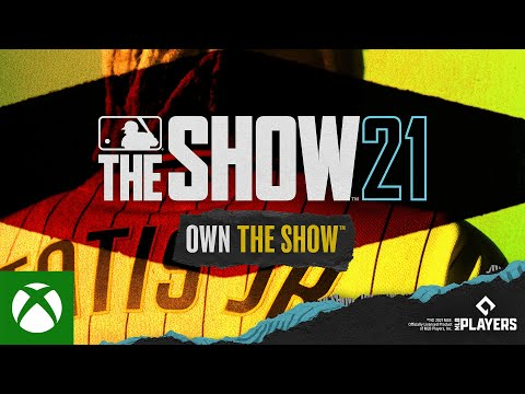 MLB The Show 21 – Available Now. Own The Show.