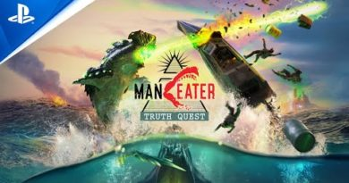 Maneater - DLC Announcement Teaser   PS5, PS4
