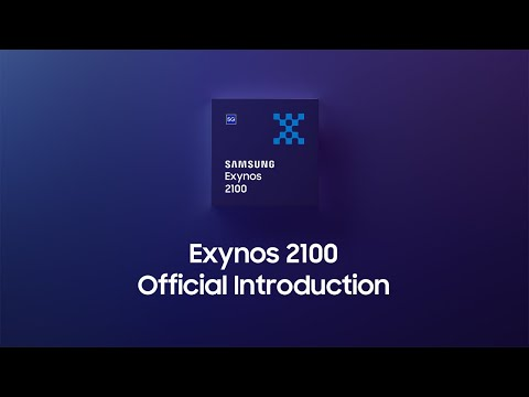 Exynos 2100 5G Mobile Processor: Innovation continues   Samsung