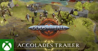 Gods Will Fall - Accolades Trailer