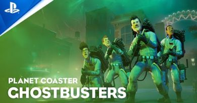 Planet Coaster: Console Edition - Ghostbusters Launch Trailer | PS5, PS4