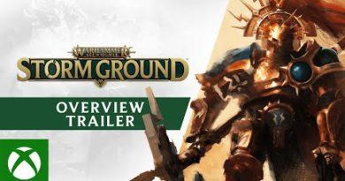 Warhammer Age of Sigmar: Storm Ground - Gameplay Overview Trailer