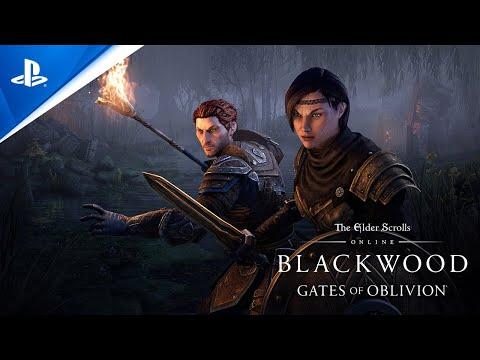 The Elder Scrolls Online: Blackwood - Introducing Companions Trailer | PS5, PS4